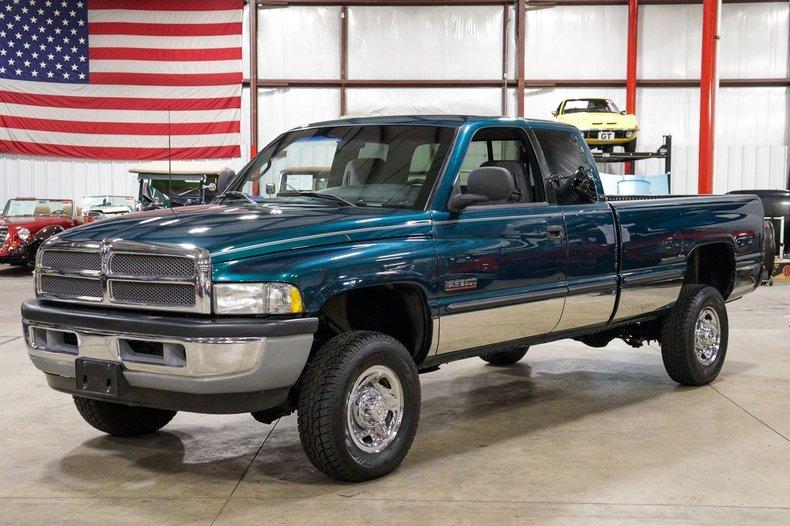 1998 dodge ram pickup 2500 laramie slt