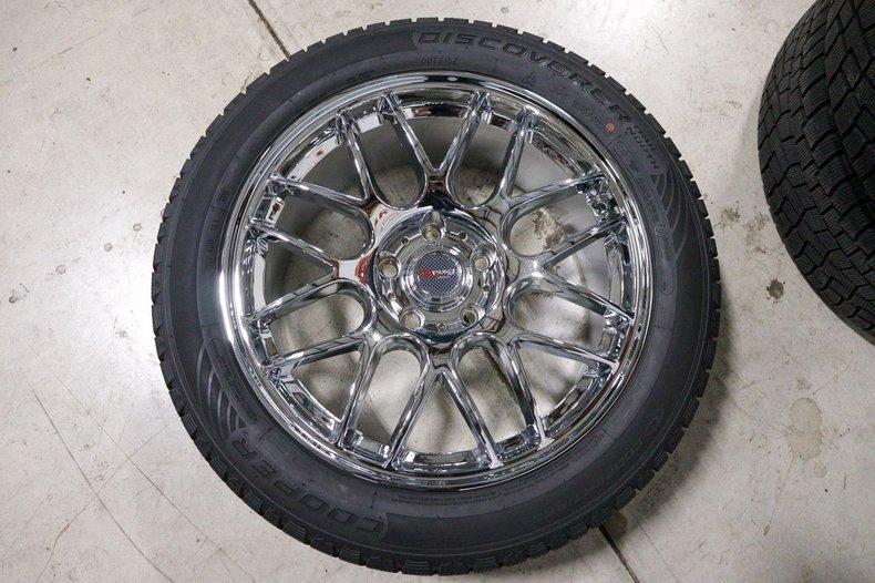 Drag wheels 5x115