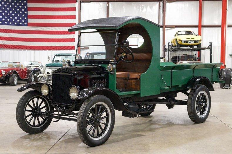 1926 ford model tt