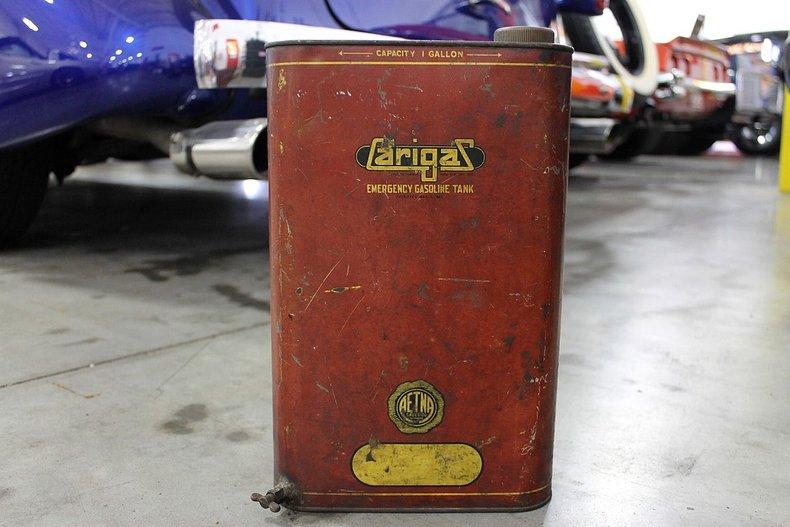 Carigas emergency gas tank