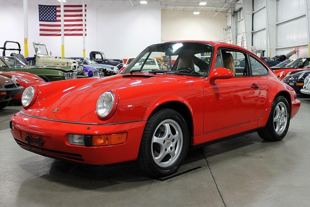 1994 porsche 911 964 carrera 2
