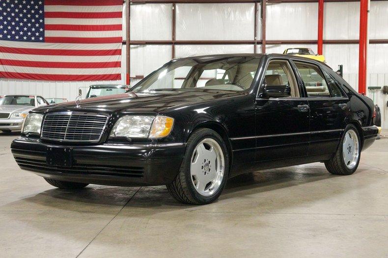 1999 mercedes benz s500 grand edition