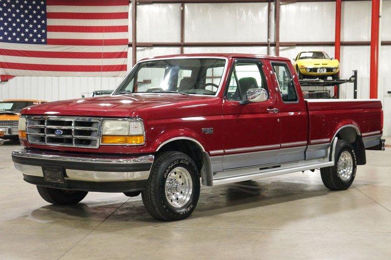 1995 ford f150 xlt