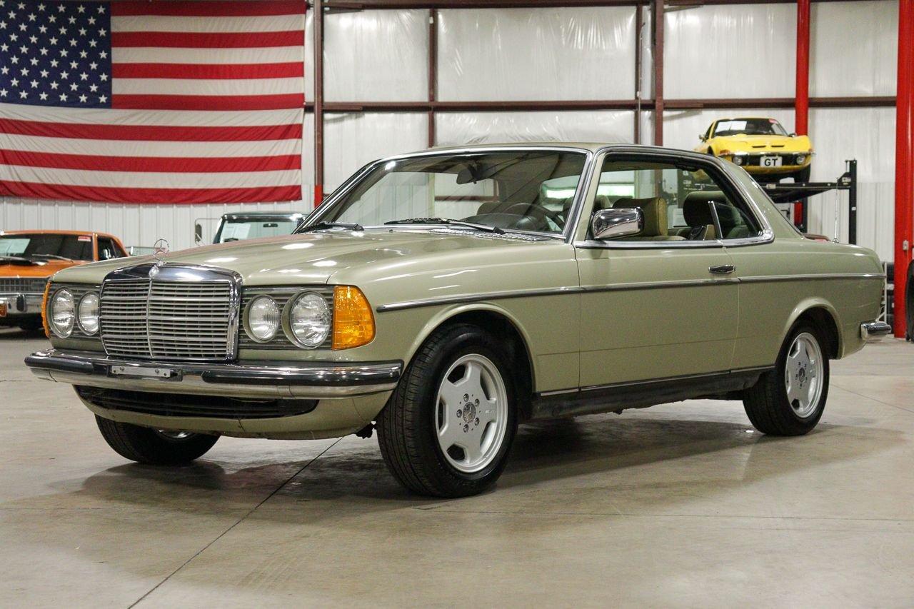 1982 mercedes benz 280ce