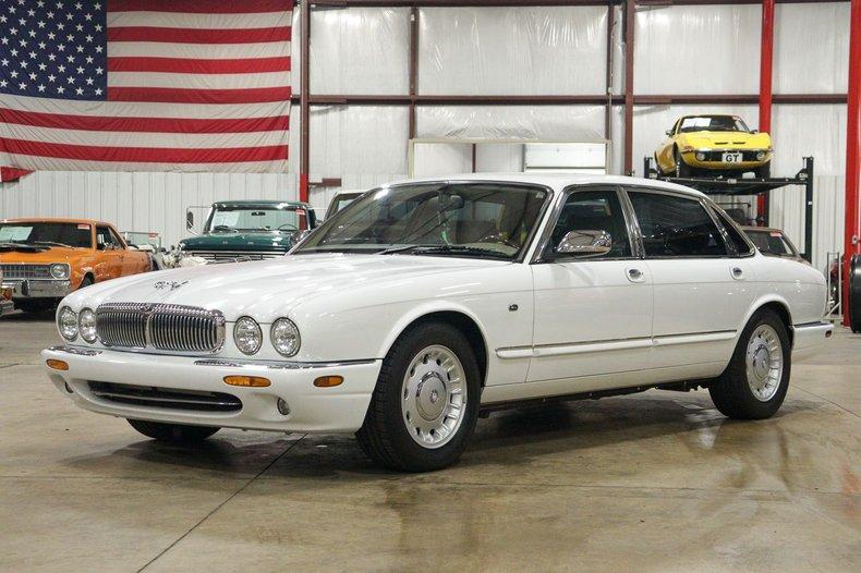 1999 jaguar vandenplas