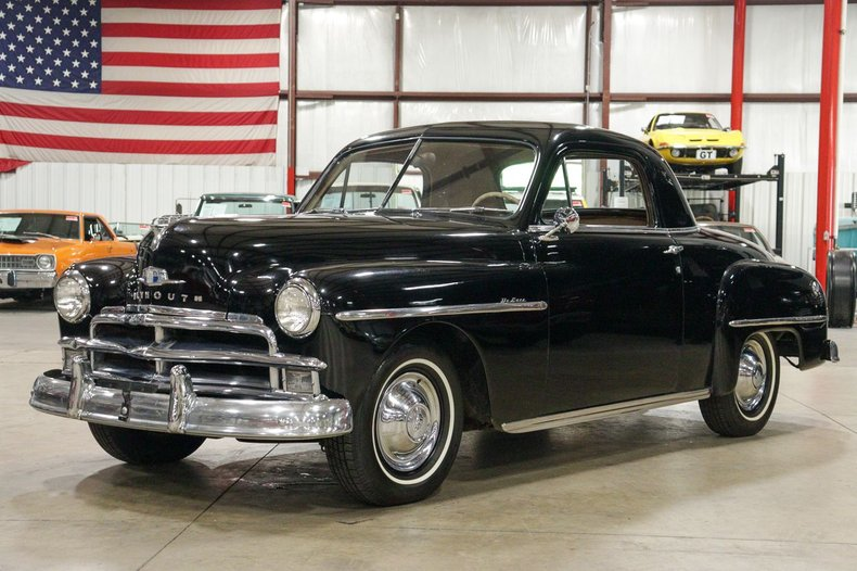 1950 plymouth business coupe
