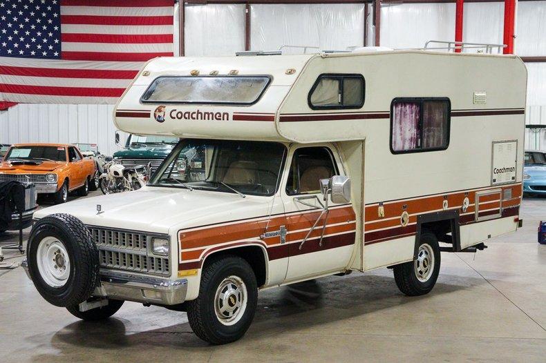 1983 chevrolet c20 camper