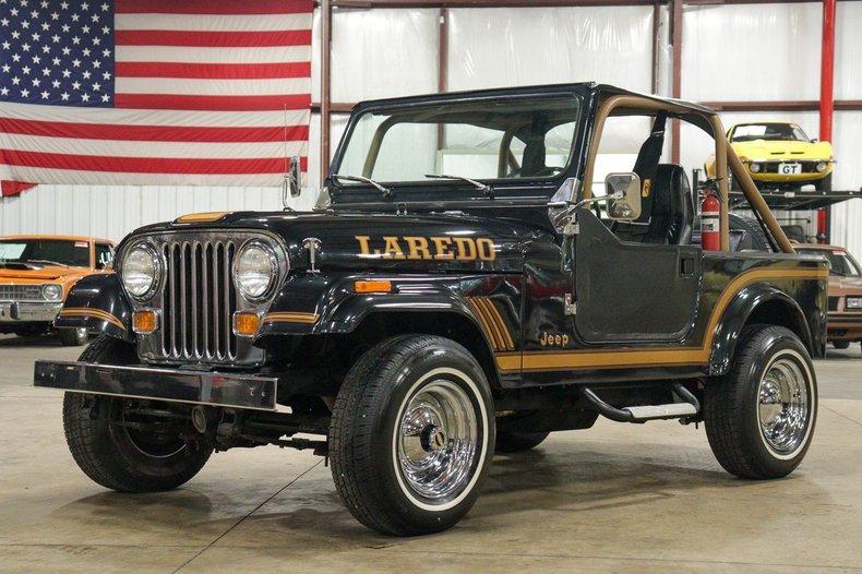 1976 jeep cj 7 laredo