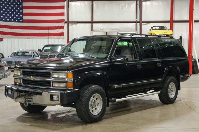 1995 chevrolet suburban k2500