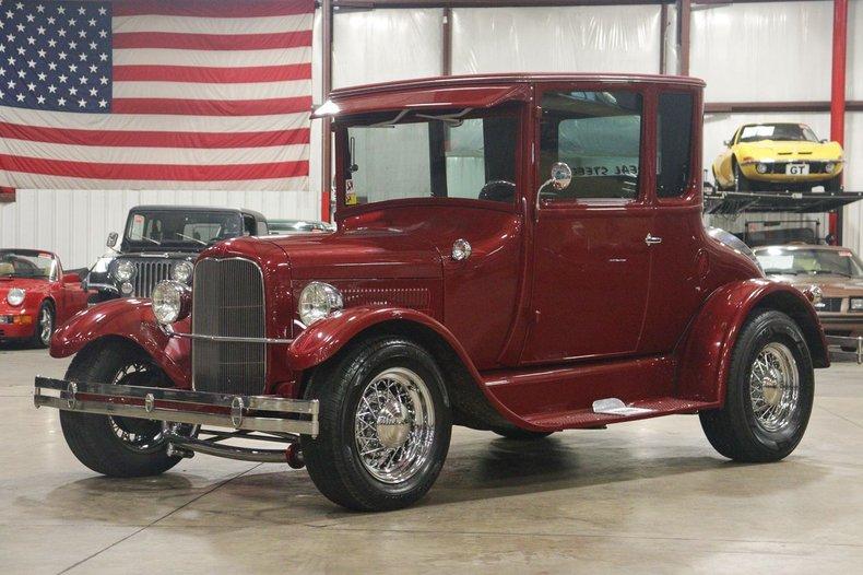 1926 ford model t hot rod