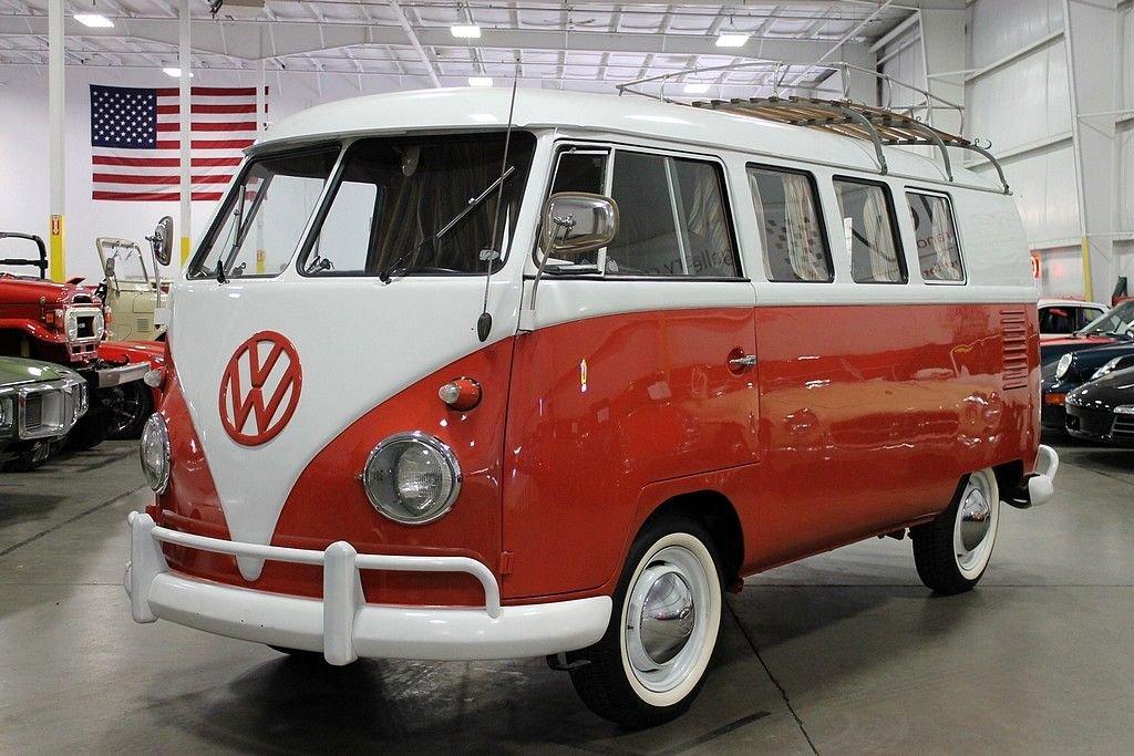 1960 volkswagen westfalia