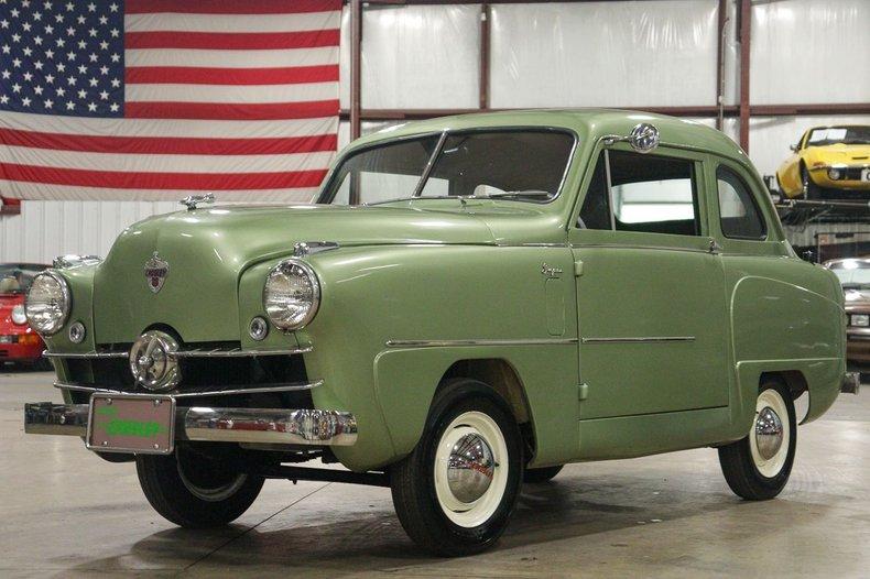 1952 crosley super sedan