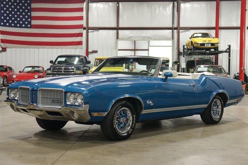 1971 oldsmobile cutlass supreme sx