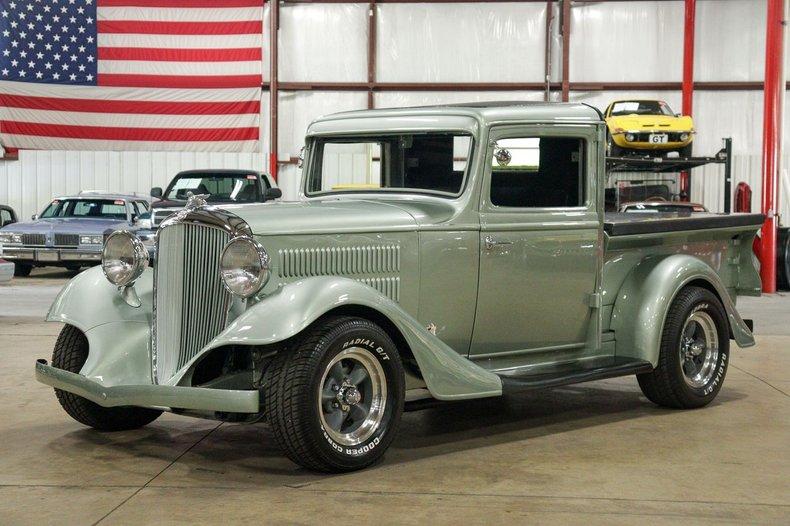 1933 essex terraplane pickup