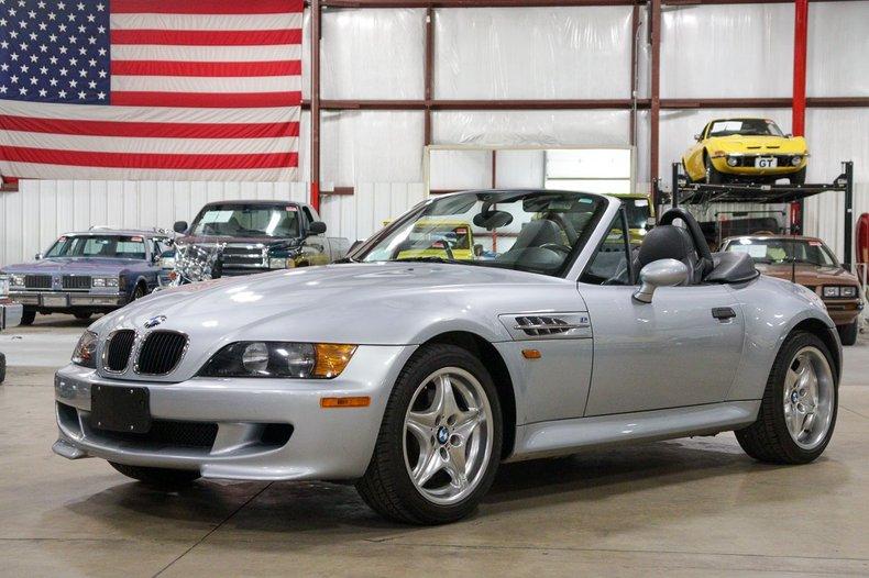 1998 bmw m roadster