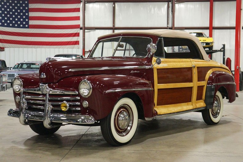 1947 ford super deluxe sportsman