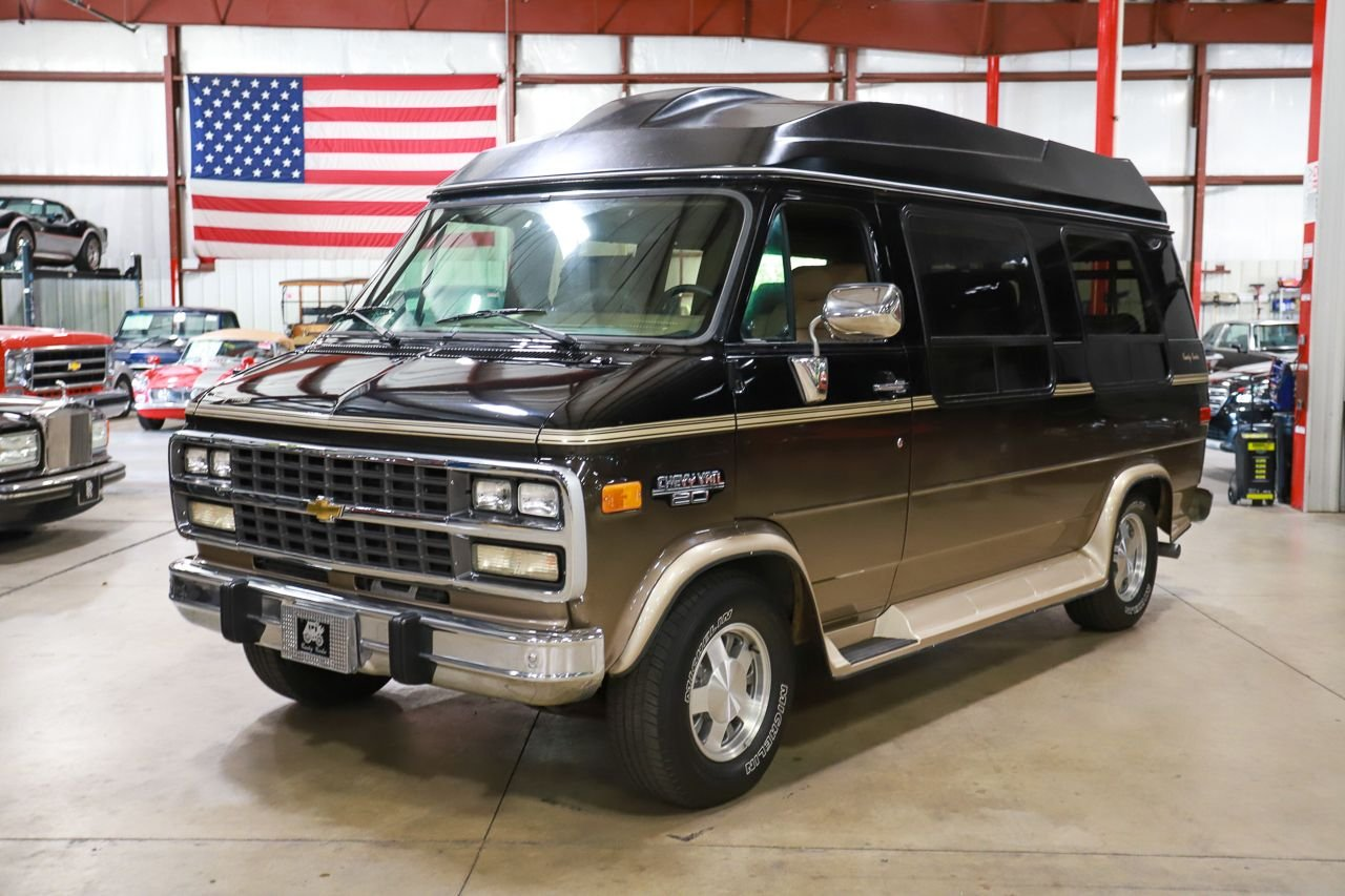 1995 chevrolet g20 country coaches