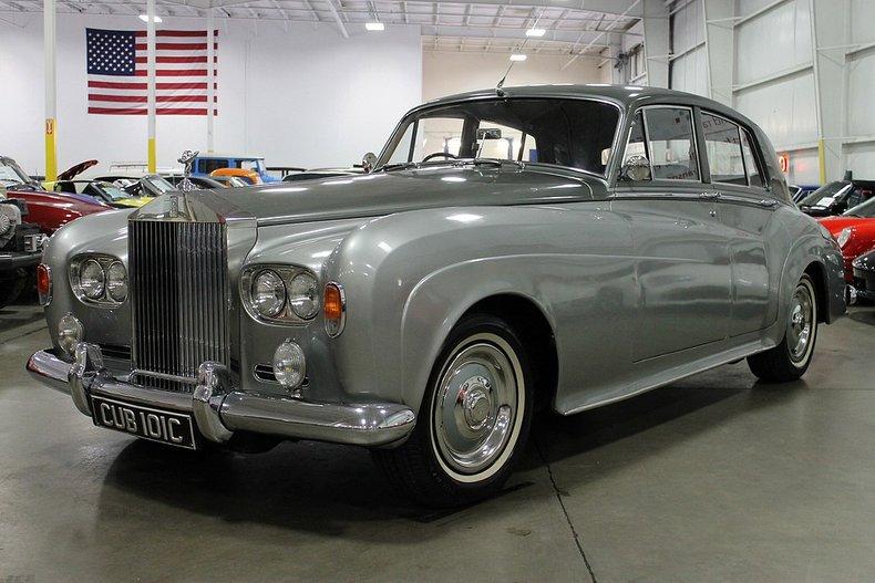 1965 rolls royce silver cloud iii