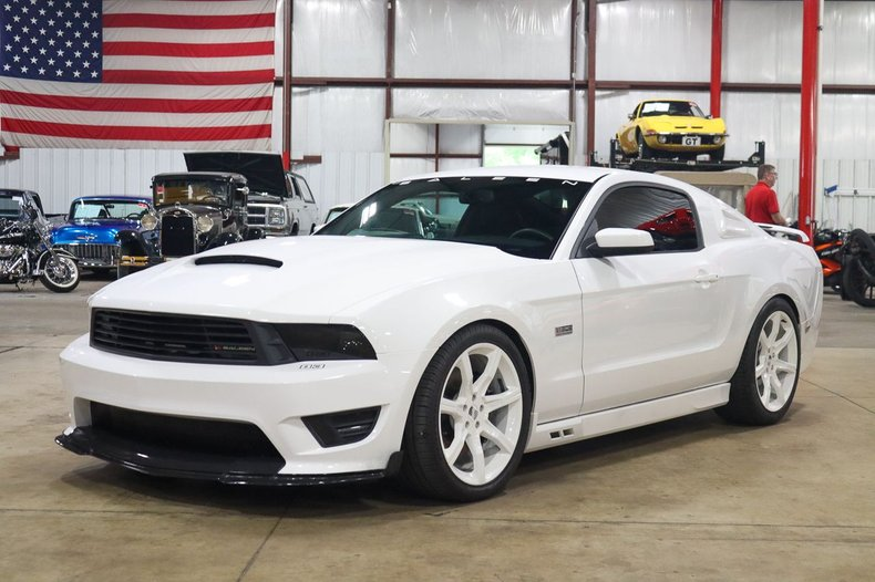 2011 ford mustang saleen