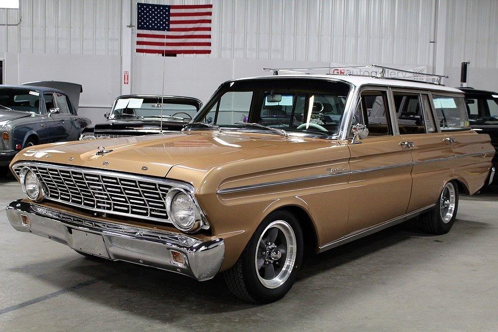 1964 ford falcon wagon