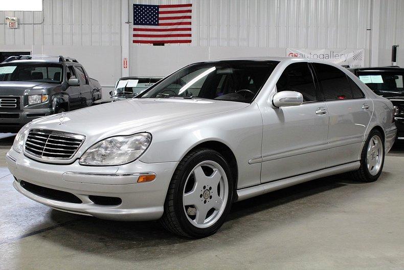 2002 Mercedes-Benz S55 | GR Auto Gallery