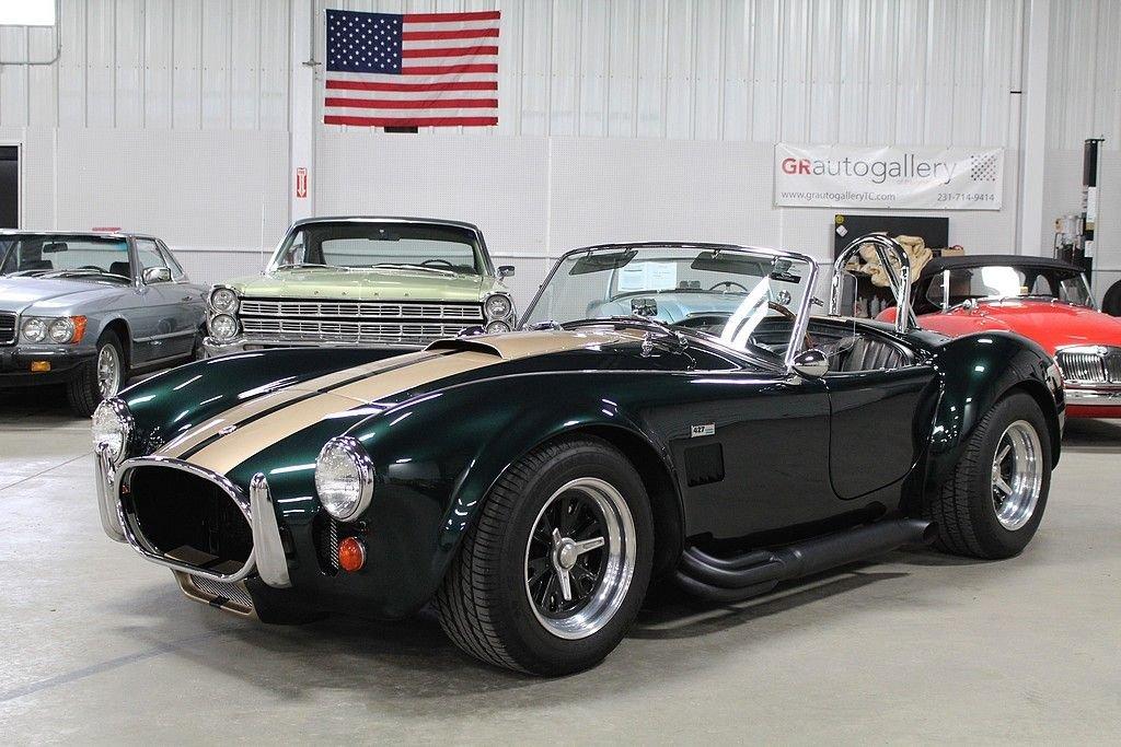 1965 shelby cobra butler built