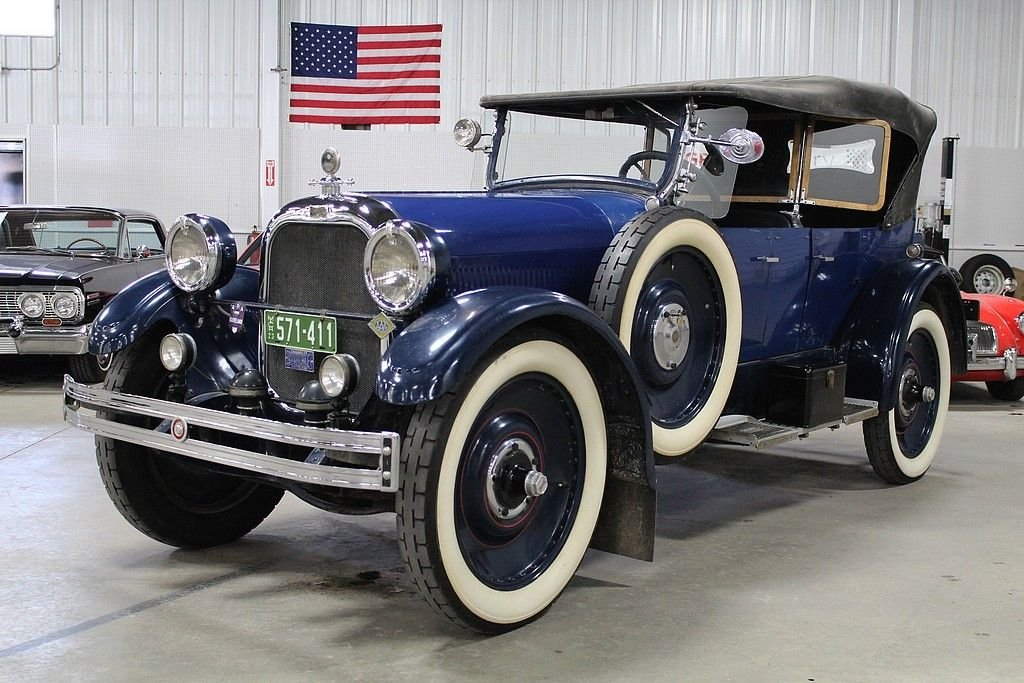 1923 chandler royal