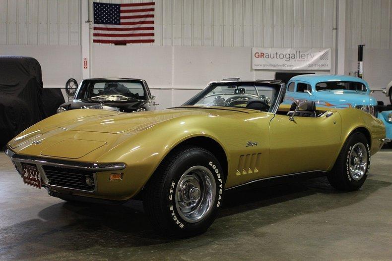 1969 chevrolet corvette lt 1
