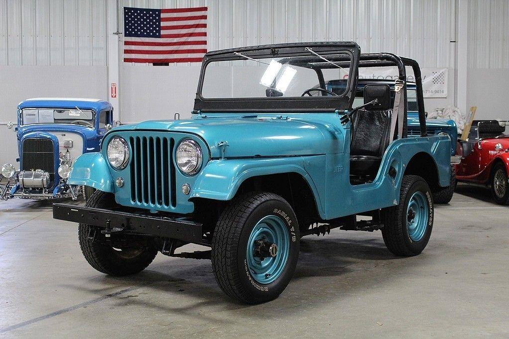1963 jeep cj 5 willys
