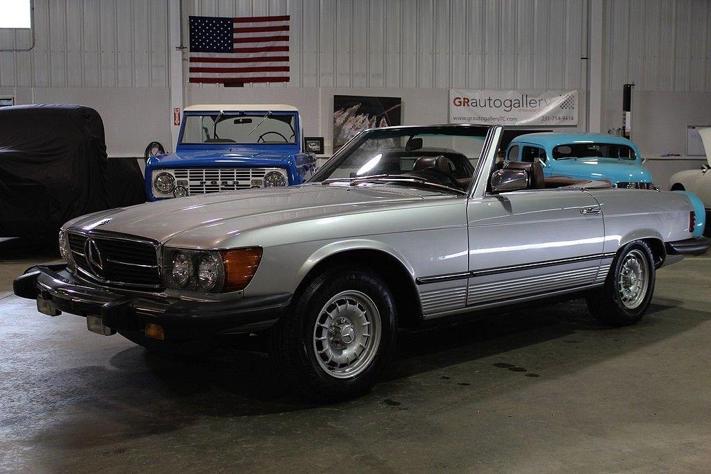 1980 mercedes benz 450 sl