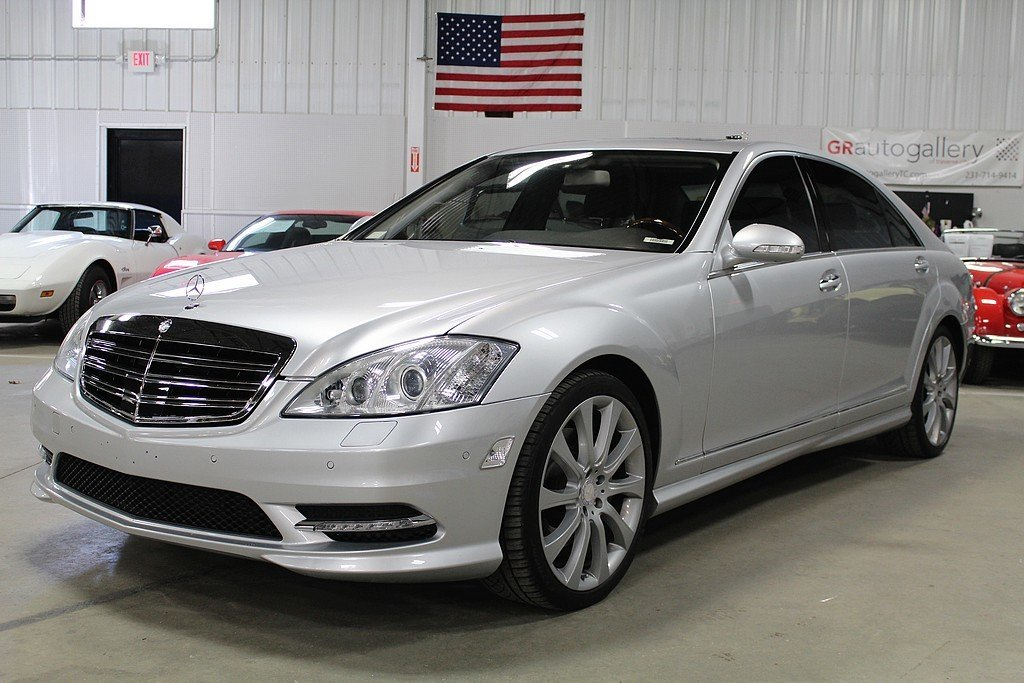 2008 mercedes benz s550 4 matic