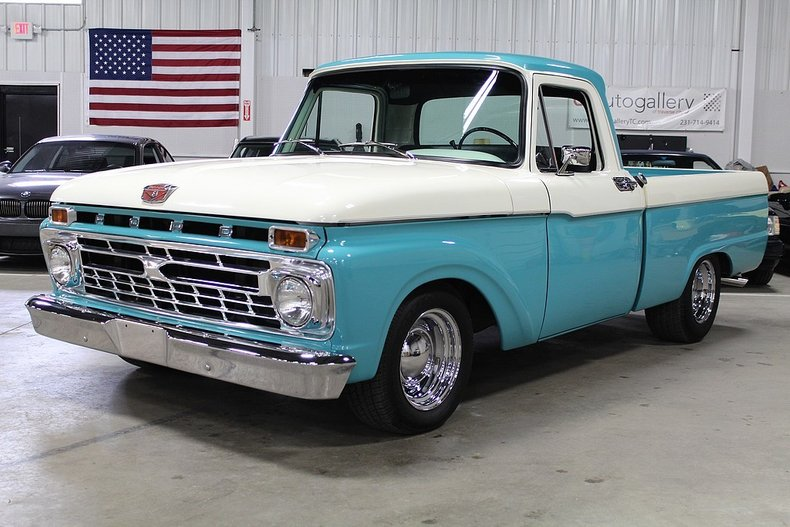 1965 Ford F100 | GR Auto Gallery
