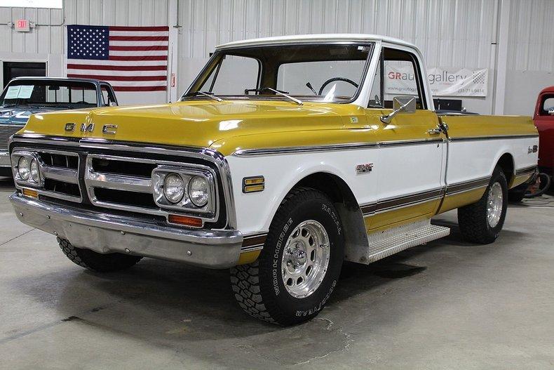 1972 Gmc Sierra Gr Auto Gallery