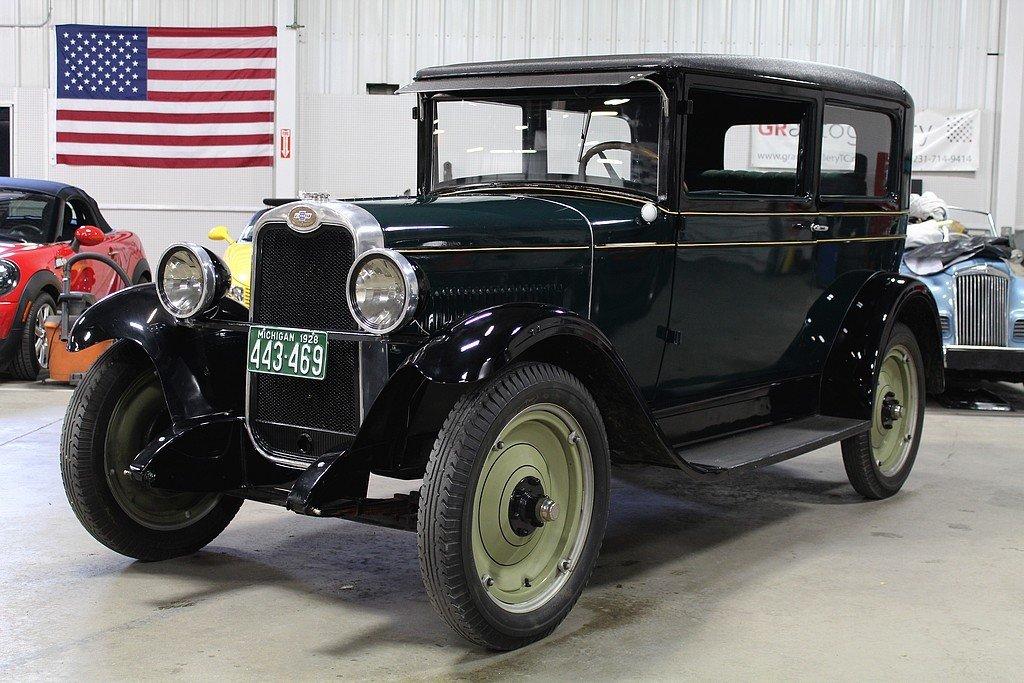 1928 chevrolet national series ab