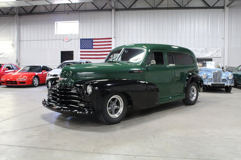 1948 Chevrolet Sedan Delivery For Sale