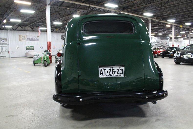 1948 Chevrolet Sedan Delivery | GR Auto Gallery