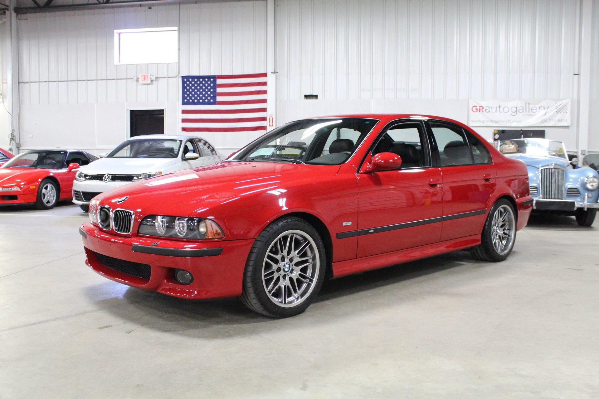2002 bmw m5 e39