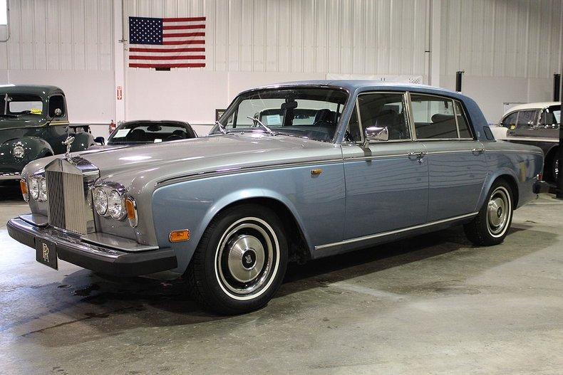 1980 rolls royce silver wraith ii