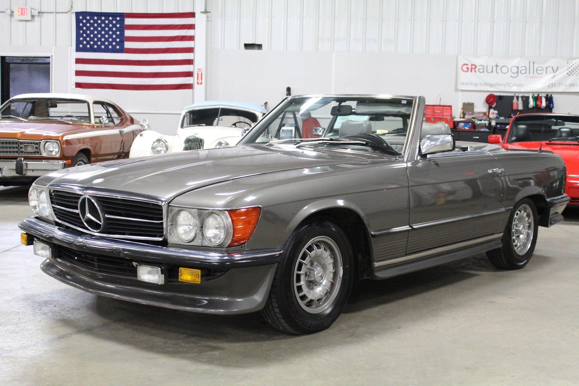 1984 mercedes benz 280sl