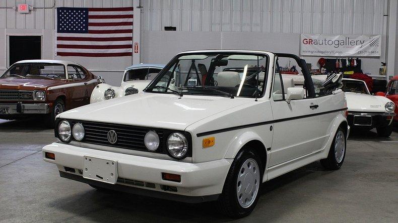 1992 volkswagen cabriolet wolfsburg
