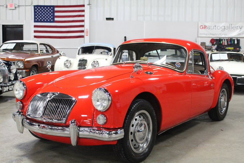 1961 MG  For Sale