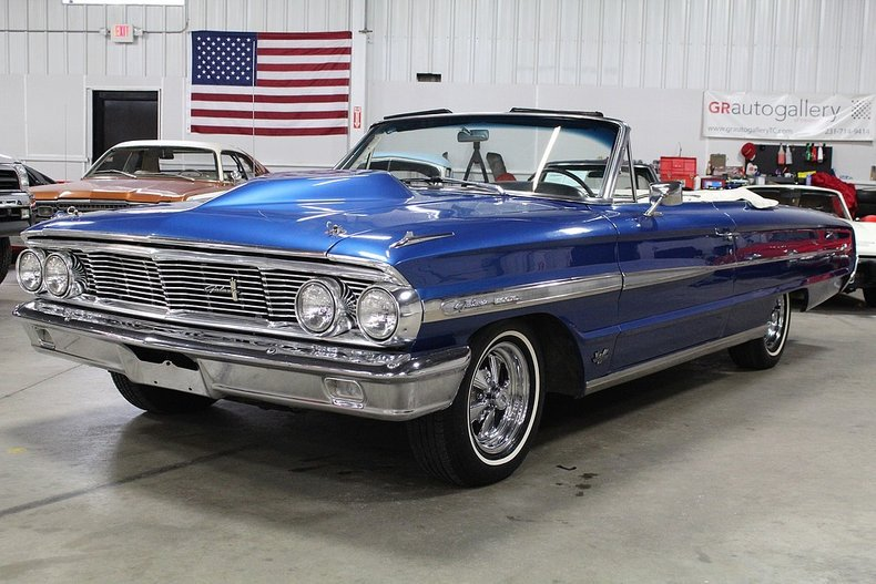 1964 ford galaxie convertible 500xl