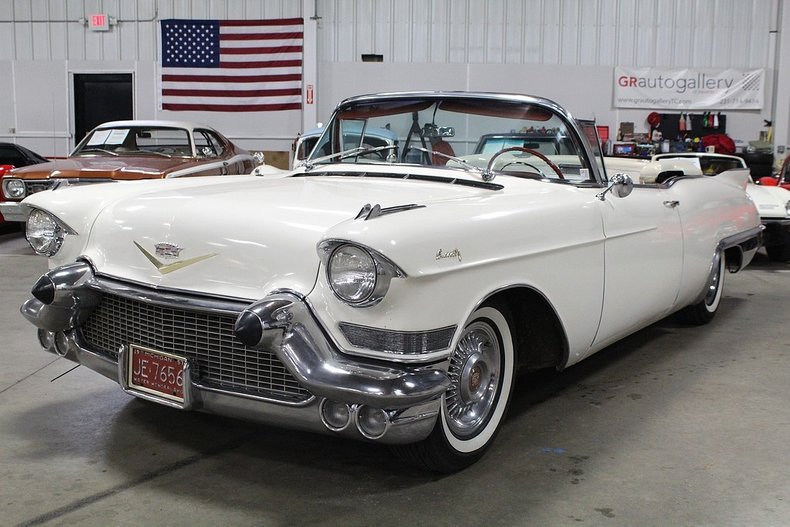 1957 Cadillac Eldorado For Sale