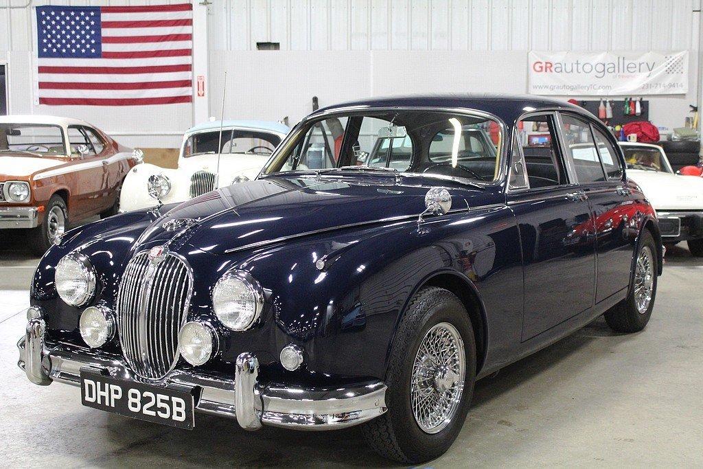 1965 jaguar 3 8s