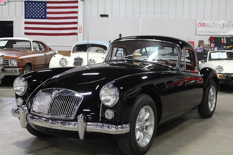 1961 MG A For Sale
