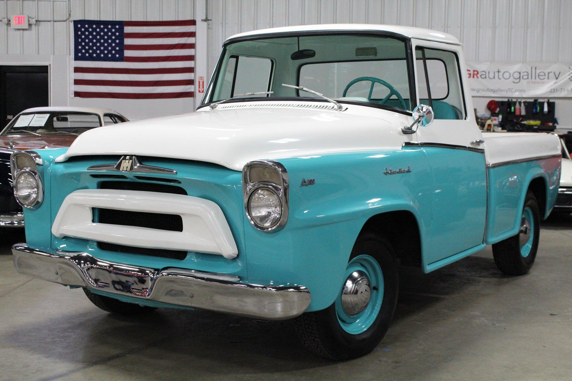 1957 international a 100