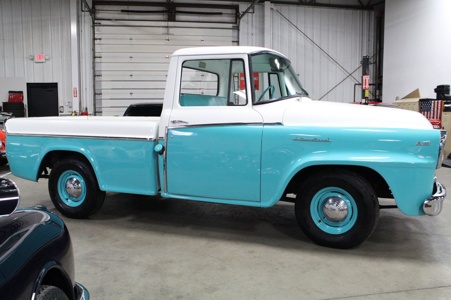 1957 International A-100 for sale #110151 | MCG