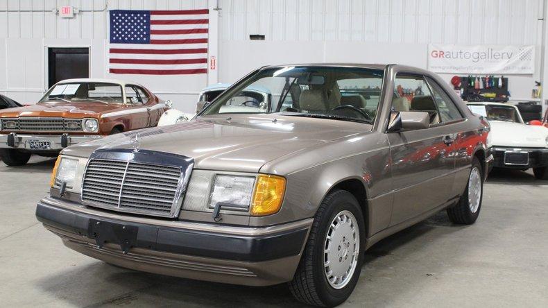 1991 mercedes benz 300 ce