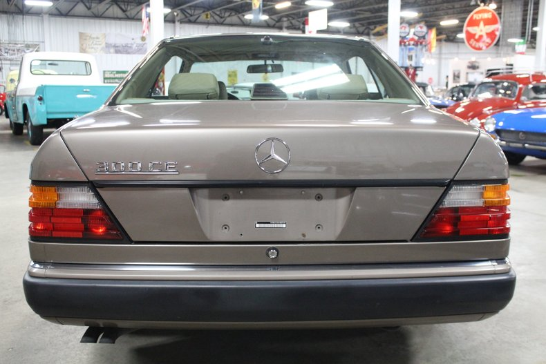 1991 Mercedes-Benz 300 CE for sale #5857 | Motorious