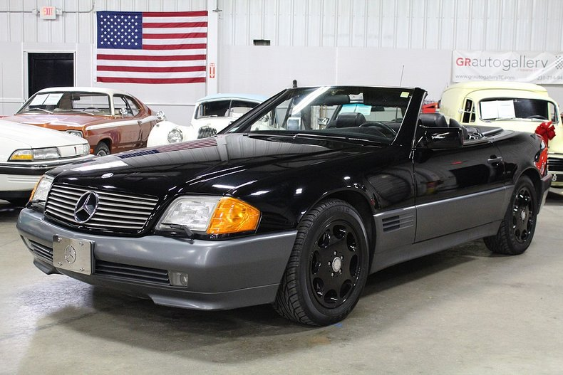 1993 mercedes benz 500sl